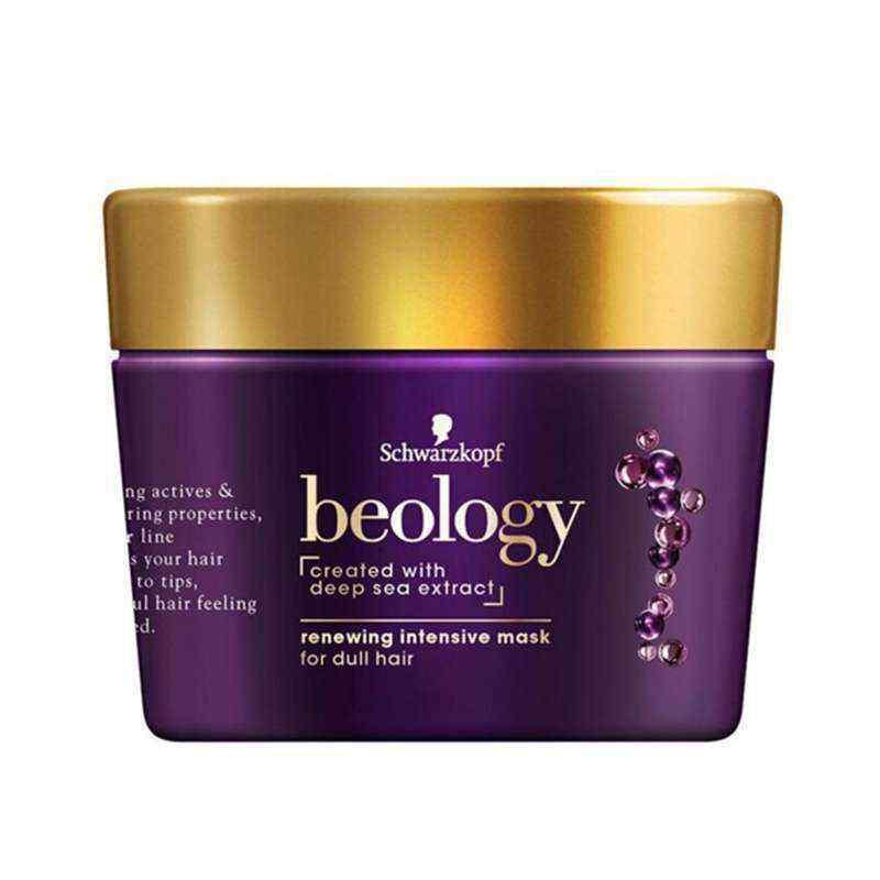 Beology Saç Bakım Maskesi 200 ml Yenileyici Seri