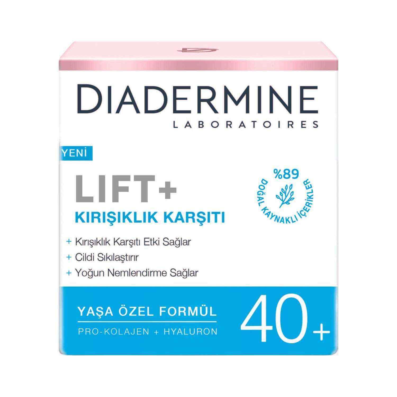 Diadermine Lift+ Kırışıklık Karşıtı 40+ 50 ml Gündüz Kremi