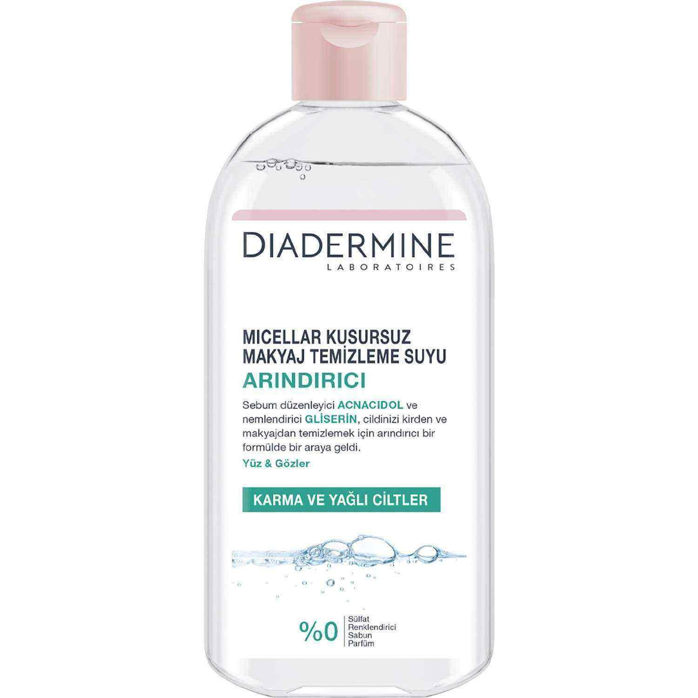 Diadermine Micellar Arındırıcı 400 ml Makyaj Temizleme Suyu