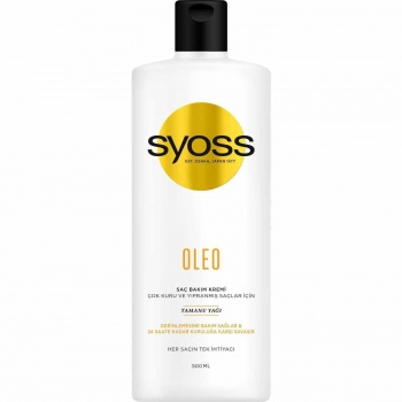 Syoss Oleo  500 ml Saç Kremi