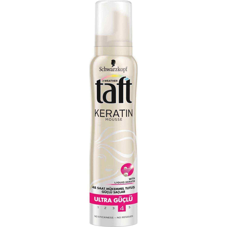 Taft Keratin 150 ml Saç Köpüğü