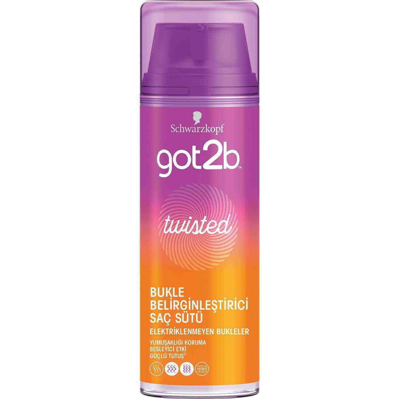 Got2b Twisted 150 ml Bukle Belirginleştirici Saç Sütü
