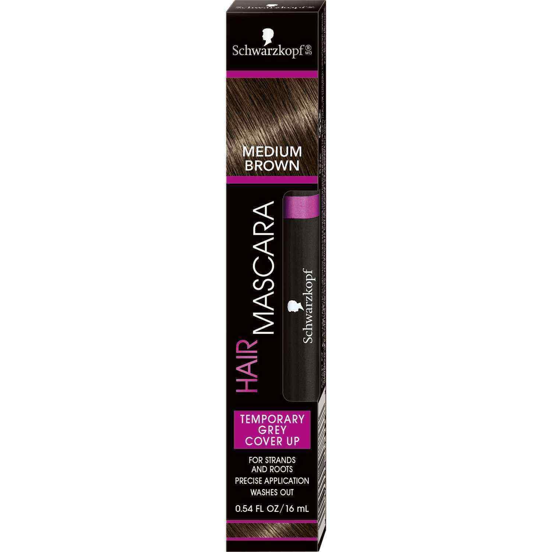 Schwarzkopf Hair Mascara Orta Kahve