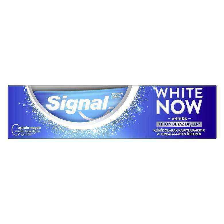 Signal White Now 50 ml Diş Macunu