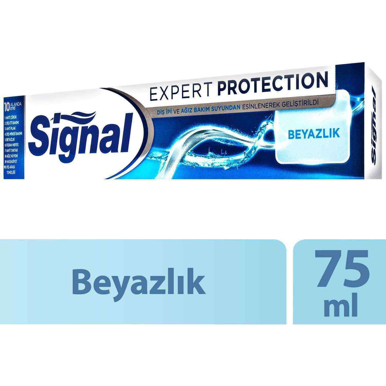 Signal Expert Protection 75 ml Diş Macunu
