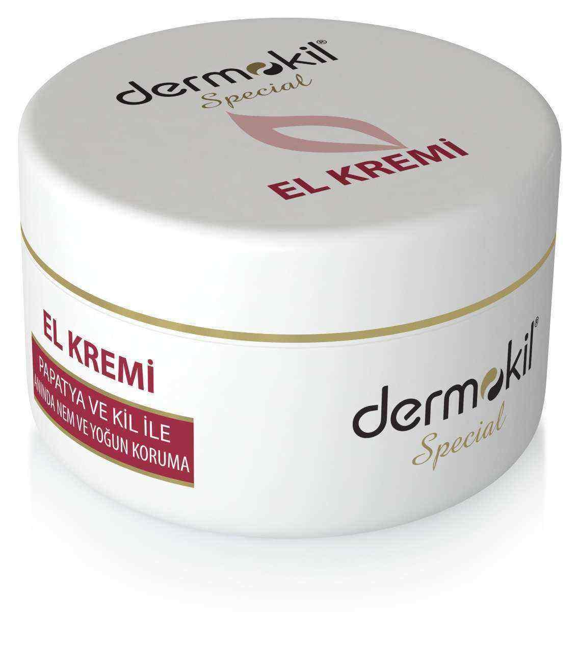 Dermokil Special 300 ml El ve Yüz Bakım Kremi