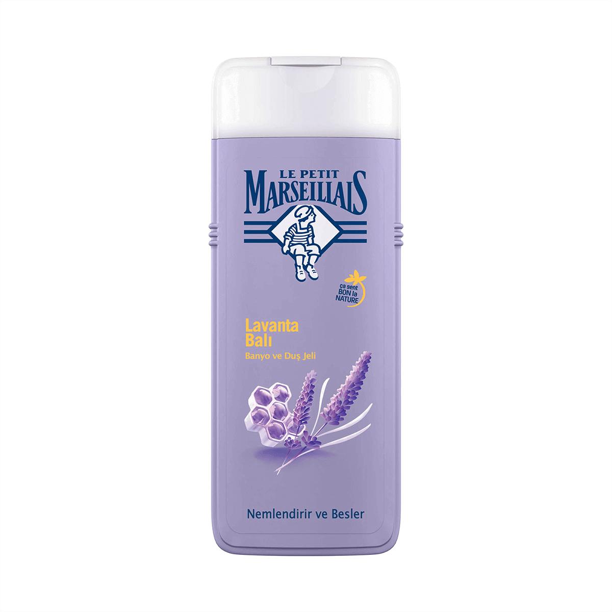 Le Petit Marselliais Lavanta Balı Banyo ve Duş Jeli 400 Ml