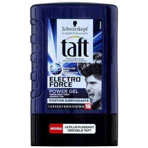 Taft Electro Force Power Jole 300 Ml