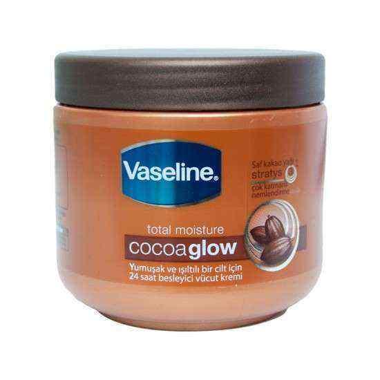 Vaseline Cocoa Glow Vücut Kremi 350 Ml