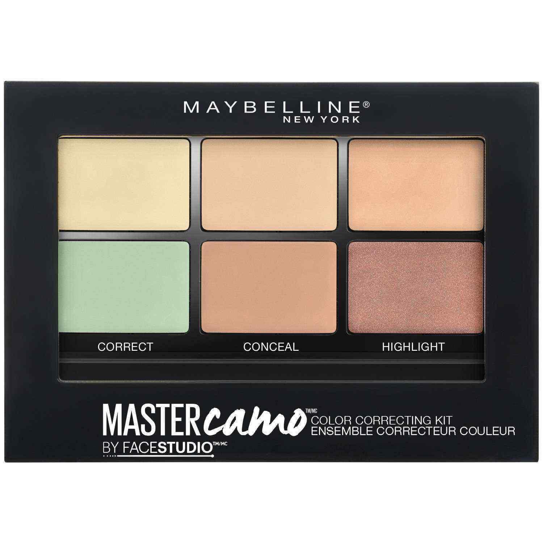 Maybelline New York Kapatıcı Paleti - Camouflage Kit Light