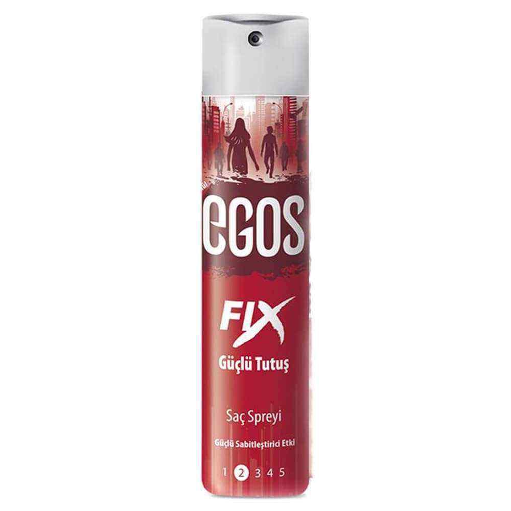 Egos Sprey Ultra Güçlü Tutuş 250 ml