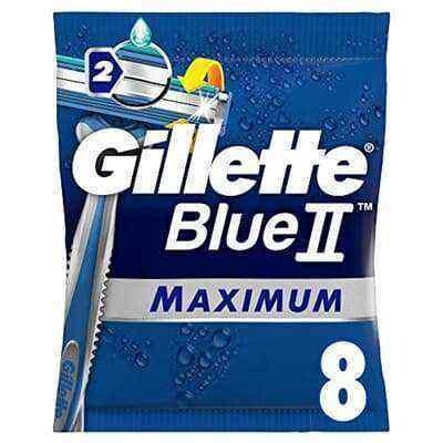 Gilette Blue 2 Maximum 8 Adet Tıraş Bıçağı