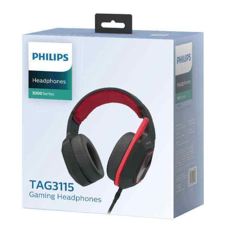 Philips Tag3115 7.1 Channel Audio Oyuncu Kulaklığı