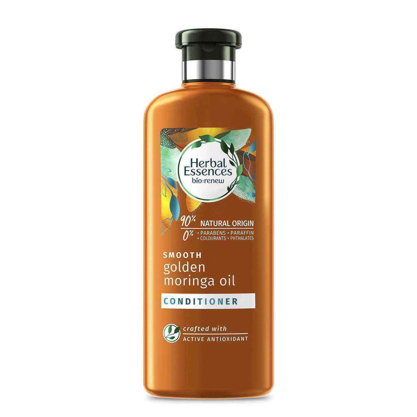 Herbal Essences Saç Bakım Kremi Yumuşaklık Altın Moringa Yağı 360 ml