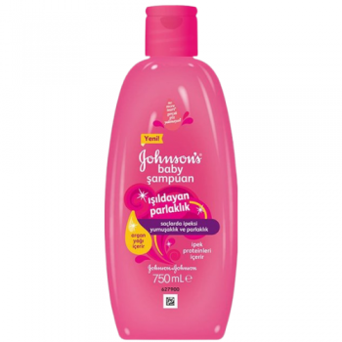 Jhonsons Baby Işıldayan Parlaklık Şampuan 750 Ml