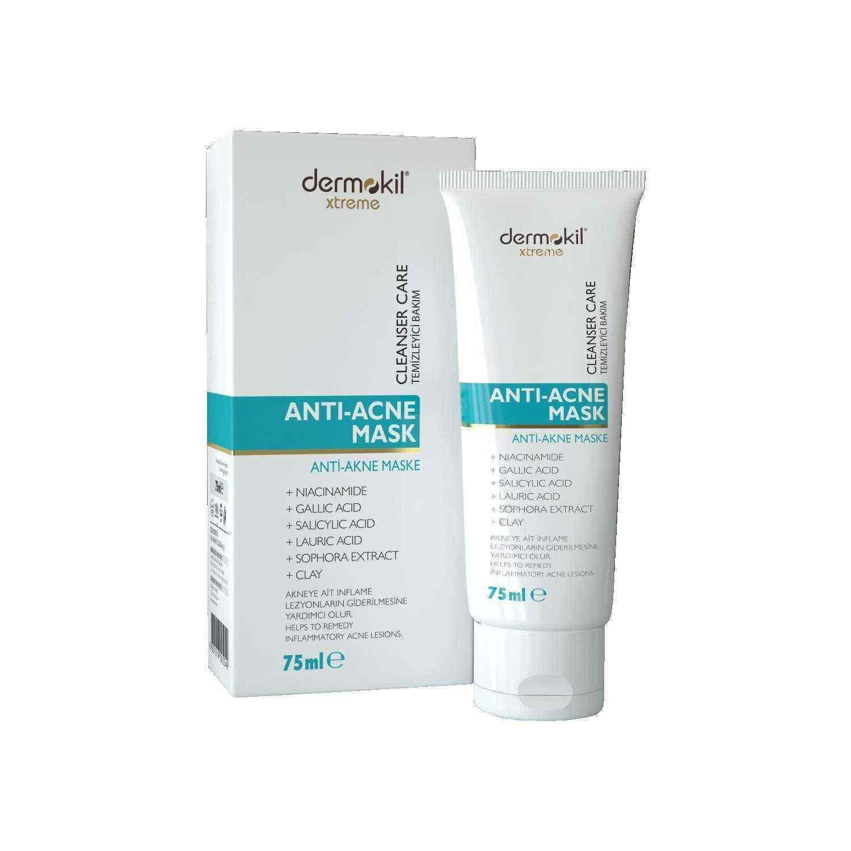 Dermokil Anti Akne Yüz Maskesi 75 ml
